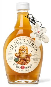 Organic Ginger Syrup - The Ginger People
