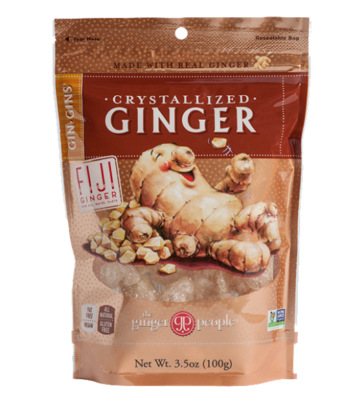 Crystallized Ginger Ginger Candy Cooking By the Ginger People from Fiji