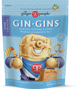 gin gins - ginger candy - super strength - ginger people