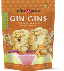 ginger people -spice drops - gin gins - ginger candy