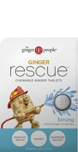 ginger rescue strong - the ginger people