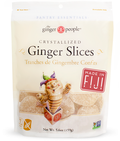 ginger people slices - ginger people -