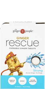 ginger rescue strong