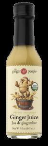 organic ginger juice - ginger people