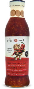 ginger people chilli sauce