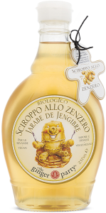 Sciroppo allo Zenzero Jarabe De Jengibre the Ginger Party - biologico