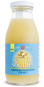Ginger Soother the Ginger Party - biologico