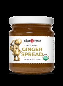 ginger spread organic