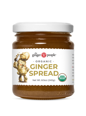 ginger spread organic