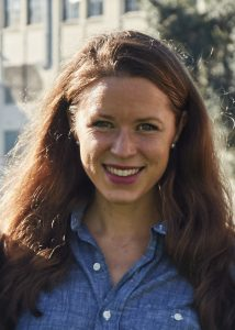Ginger People Registered Dietician Alexandra Rothwell