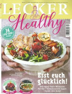 ginger people german magazine