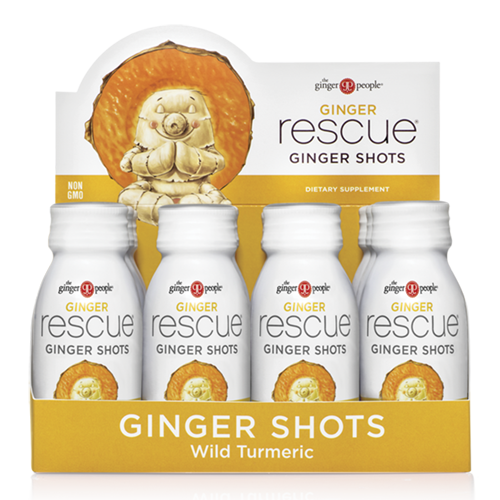 ginger people - turmeric ginger shots