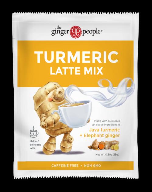 187 turmeric latte mix