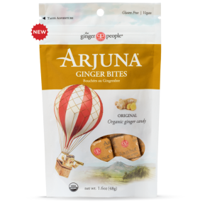 arjuna organic ginger bites ginger people