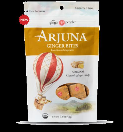 arjuna organic ginger bites ginger people