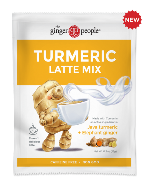 turmeric latte mix ginger people
