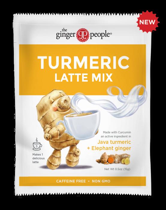 turmeric latte mix ginger people