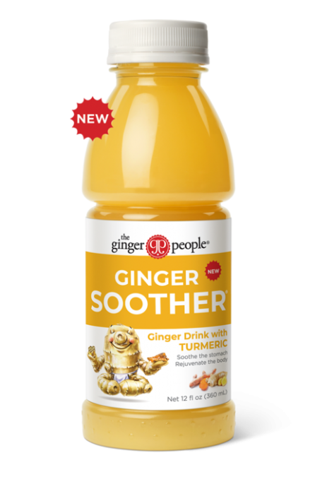 Turmeric soother new - ginger people