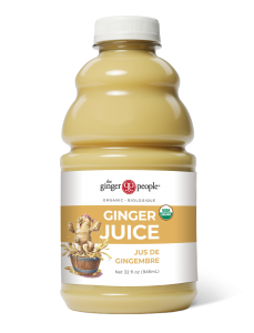 organic ginger juice - ginger people - 32oz