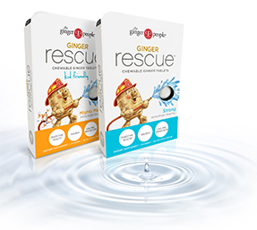 ginger rescue ginger tablets