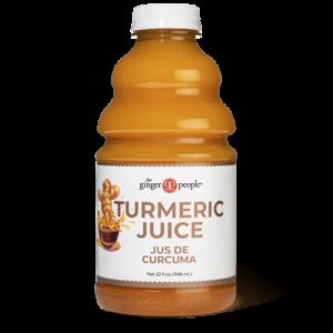 turmeric juice ginger people