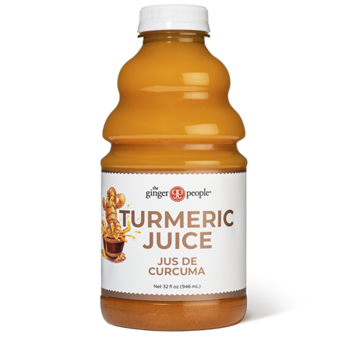 turmeric juice ginger people