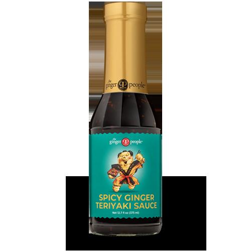 ginger people - teriyaki sauce