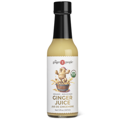 ginger juice - 5oz - ginger people organic