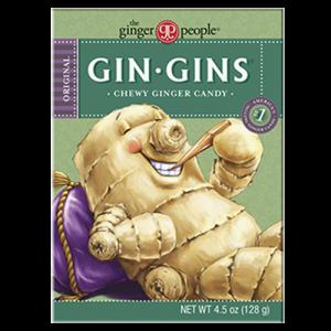 gin gins original - 4.5oz box