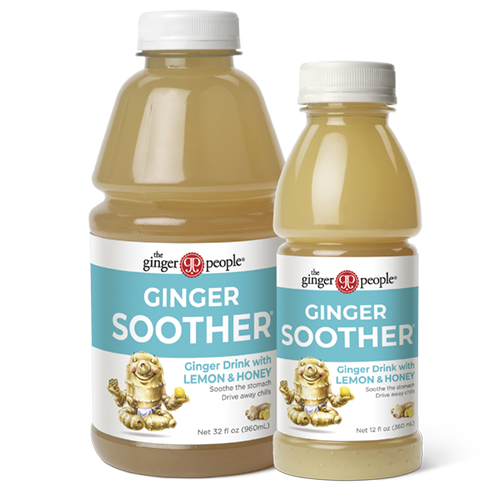 ginger soother - ginger people