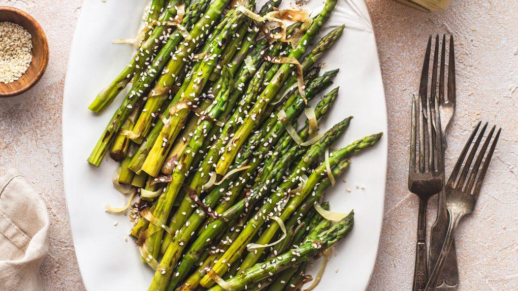 asparagus ginger people - organic pickled ginger