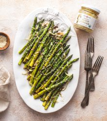 asparagus ginger people - organic pickled ginger