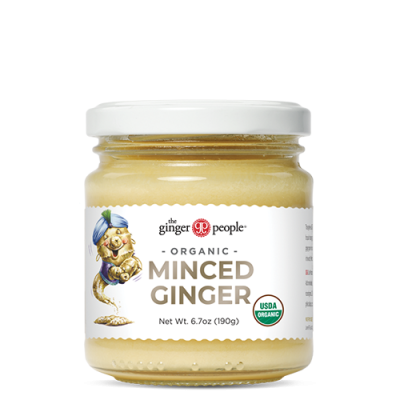 Ginger People - Organic Minced Ginger