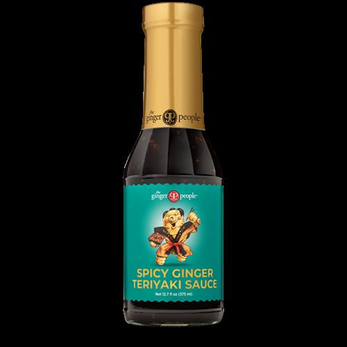 Spicy Ginger Teriyaki Sauce