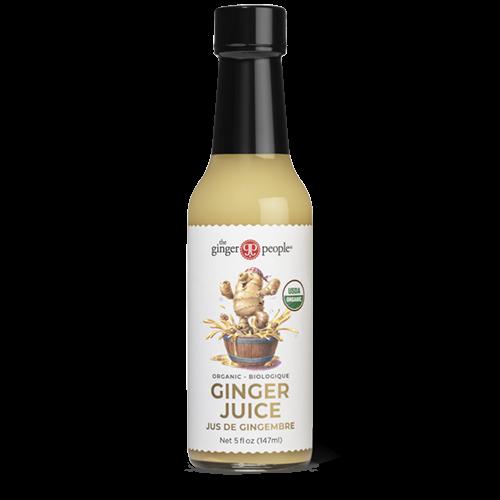 Organic Ginger Juice – 5oz