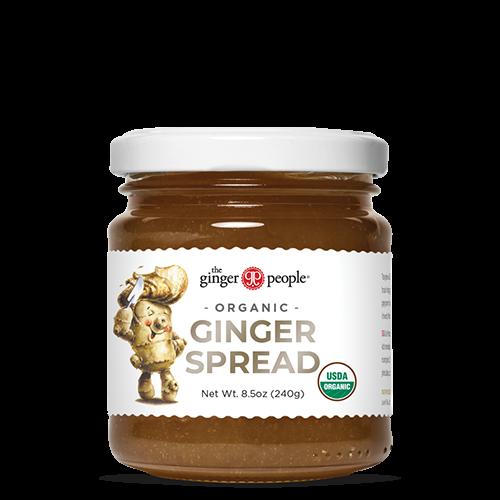 Organic Ginger Spread